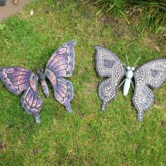 Nieuwe vlinders voor de verkoop